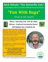 fun with bugs even in the snow featuring rick mikula