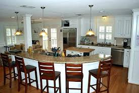 Large Kitchen Islands With Seating Large Kitchen Islands With Seating Isl Large Kitchen