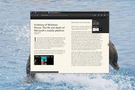 life with microsoft edge how to make use of edge u0027s nifty reading