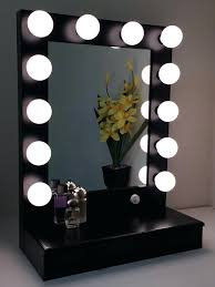 small mirror with lights vanity wall mirror light led lighted small with lights mirror