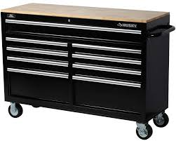 craftsman table top tool box husky 52 caja de herramientas 9 cajón gabinete de almacenamiento