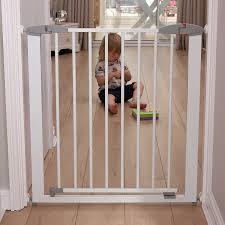 Compression Baby Gate Clippasafe Extendable Swing Shut Gate Baby Child Toddler Stair