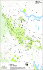 French Creek State Park Map by Open Space Systems Designation Marin County Parks Open Space