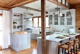 post and beam kitchen kitchen contemporary with pillar amy trowman design beach houses beach style kitchen san