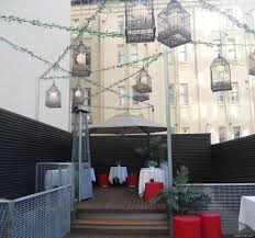 the strathmore hotel birdcage in adelaide sa function room hire