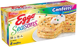 Eggo Toaster Waffles Kellogg U0027s Eggo Buttermilk Waffles 24 Ct Box Walmart Com