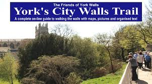 wall trail home page friends of york walls cio