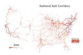 map us railroads 1860 looking at rails through a warren buffett lens for 2015 seeking