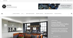 design magazine site top 100 best interior design blogs of 2016 to add to your favorites