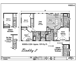 Floor Plans For Ranch Houses Manorwood Ranch U0026 Cape Homes Binkley 2 Ng605a Find A Home
