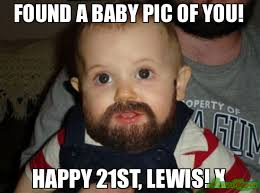 Pat Meme - happy birthday pat meme beard baby 51951 memeshappen
