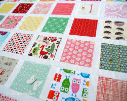fairyface designs princess charming baby quilt top