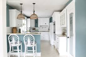 try one of the most popular color pairings for your kitchen home