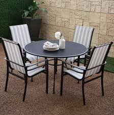 outdoor furniture okc small patio table with umbrella hole home
