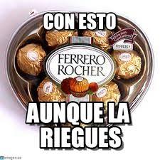 Memes De Chocolate - con esto chocolate meme on memegen