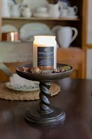 decorating your home for fall with scented candles the world of