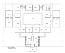 Administration Office Floor Plan by Floor Plans