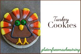 turkey cookies for thanksgiving a step x step how to