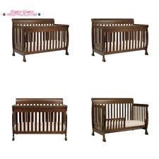 Davinci Kalani 4 In 1 Convertible Crib Davinci Kalani 4 In 1 Convertible Crib Espresso Ebay