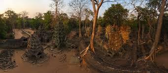 ta prohm temple angkor cambodia 360 aerial panoramas 360