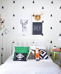trendy kids decor on a budget black on white wall decals trendy kids decor on a budget black on white wall decals apartment therapy