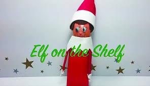 how to make an elf on the shelf handmade craft perfect christmas
