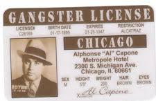 Mob Costumes Halloween Al Capone Costume Ebay