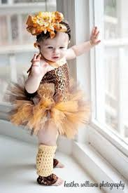 Flower Baby Halloween Costume Baby Infant Halloween Costume Crochet Black Orange Dress