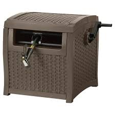 Hose Reel Solution For Yard And Garden Outdoor Faucet Extension Garden Hose Reels You U0027ll Love Wayfair