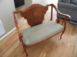Antique Windsor Bench Bench Craigslist Bench Heir And Space An Antique Windsor Bench