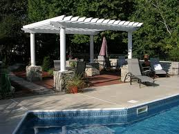 Wood For Pergola by Pergola And Patio Cover Pictures Gallery Landscaping Network