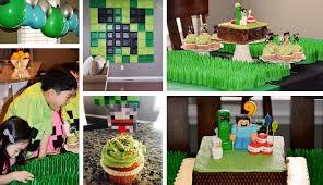 minecraft cupcake ideas amazing diy minecraft party ideas k12 learning liftoff free