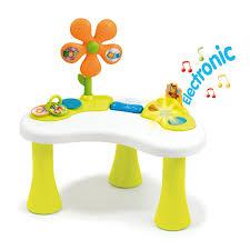 smoby siege gonflable cotoons cosy seat bleu smoby king jouet activités d éveil smoby