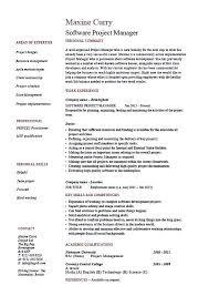 project management resume pdf engineering project manager resume 52 best project management