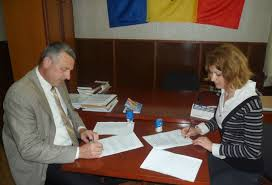 bureau de probation cooperation agreement signed between the probation bureau cahul and
