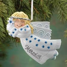 personalized birthstone ornaments personalized birthstone angel ornament christmas kimball