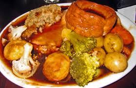 file traditional sunday dinner jpg wikimedia commons