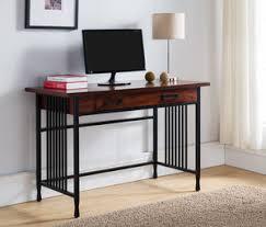Gray Computer Desk Store Leick Home