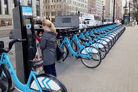 divvy chicago map divvy bike excursion downtown chicago to hyde park