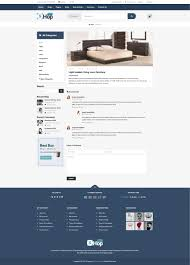 shop house commerce psd template by themesprim themeforest