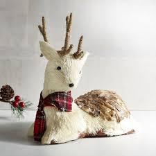 pier 1 imports sitting natural blonde deer white 16 liked on