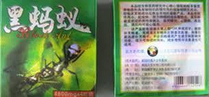 black ant capsules therapeutic goods administration tga