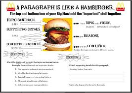 Paragraph Writing Worksheets Paragraphs Development Paragraphs