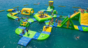 wibit sports park 35 aqua parks u0026 inflatables pinterest bunk bed