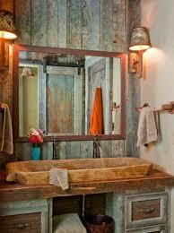 desain kamar mandi pedesaan 35 ide desain kamar mandi pedesaan pakaian rustic barn