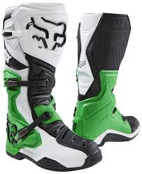 black motocross boots fox racing comp 8 se boots revzilla
