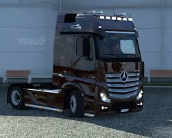 mercedes truck lifted mercedes benz actros mp4 ets 2 mods