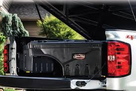 Ford Ranger Truck Tool Box - swing case swinging wheel well tool box swing box truck tool box