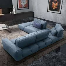 adjustable back sectional sofa the soho sectional sofa by gamma arredamenti represents the finest