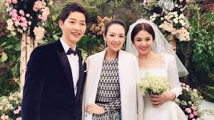 wedding dress song zhang ziyi shares photos from song hye kyo and song joong ki s